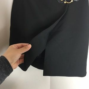 Marc By Marc Jacobs Skirts - NWT Marc by Marc Jacobs Mini Skirt Gold Buckle